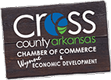 Cross County Chamber of Commerce Logo